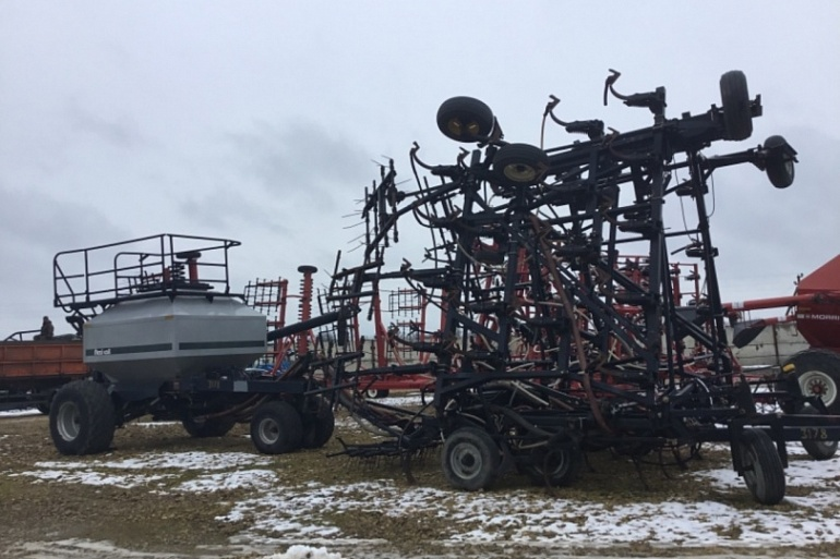 BOURGAULT FLEXICOIL ST820 12M