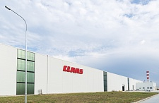 The opening of the second phase of the plant CLAAS